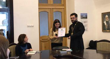 Консультационная встреча в Зале заседаний Смоленской епархии
