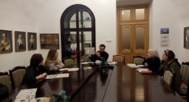 Состоялась рабочая встреча лидеров и кураторов команды проекта