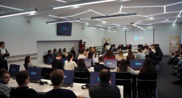 Установочная встреча Витебской студенческой группы по проекту к 75-летию Победы