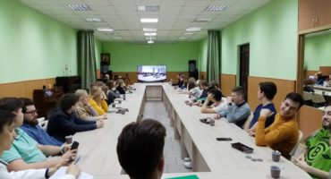 Состоялось второе занятие проекта по истории Великой Отечественной войны в рамках студенческого онлайн-лектория