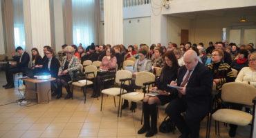 Смоляне приняли участие в Сретенских образовательных чтениях Витебской области
