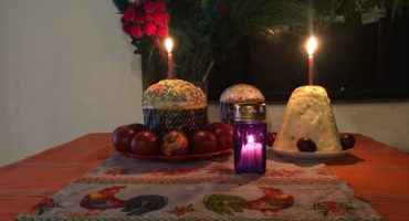 Митрополит Исидор поздравил паству с праздником Пасхи Господней