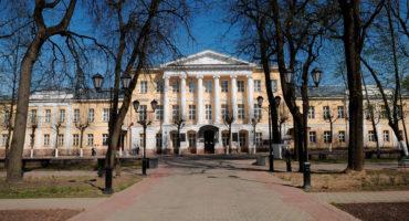 Здание Смоленской областной филармонии