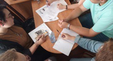 Рабочая встреча лидеров студенческих групп международного молодежного проекта
