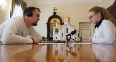 Продолжается создание видеоконтента по проекту Жемчужное ожерелье Святой Руси