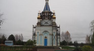Храм Иконы Божьей Матери «Взыскание погибших