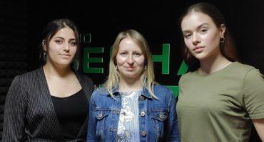 О международном молодежном проекте Смоленской епархии рассказали в прямом эфире на радио «Весна»