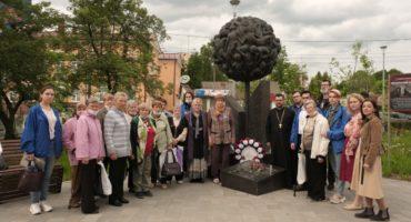 Команда проекта «Жемчужное ожерелье» встретилась с бывшими малолетними узниками фашистских концлагерей